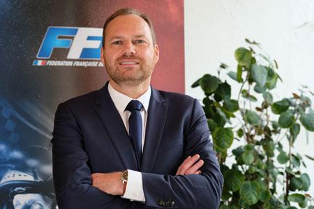 Sébastien Poirier Président FFM