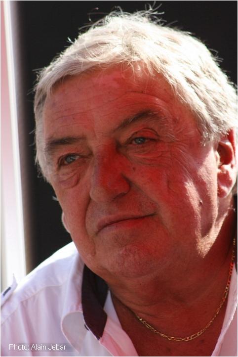 Portrait Jacques Besse 2020