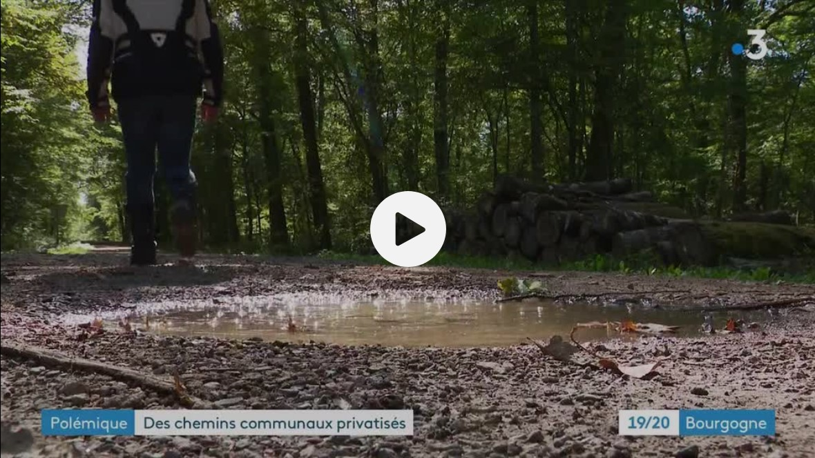 capture reportage France 3 bourgogne Chatillon