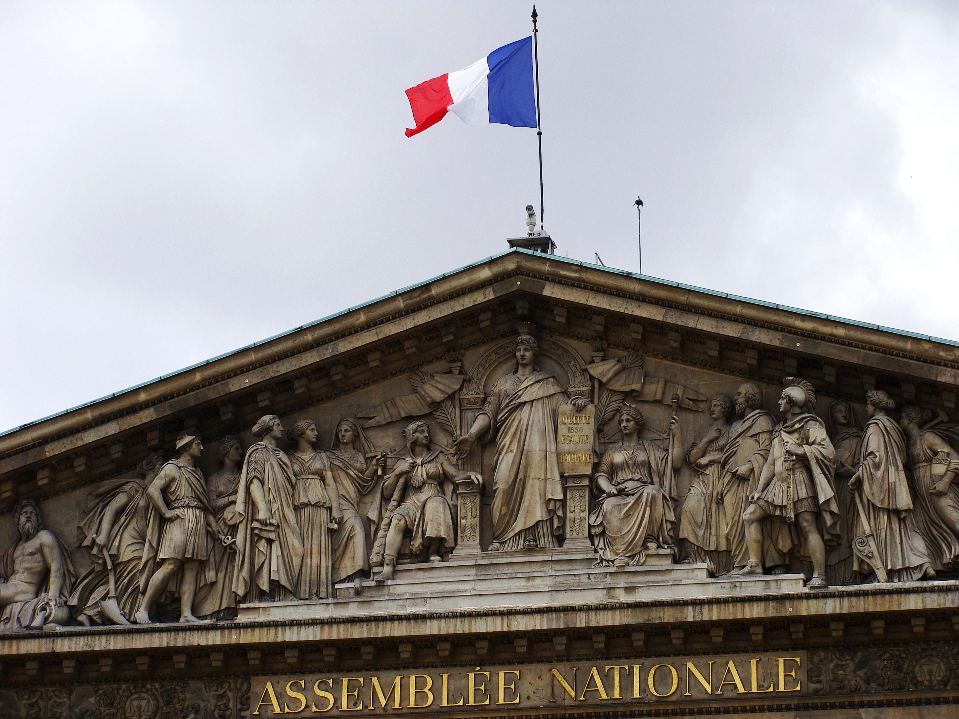Front assemblée nationale