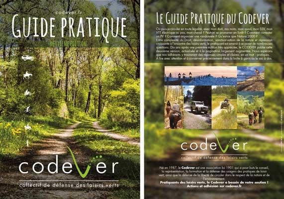 couverture nouveau Guide Pratique Codever
