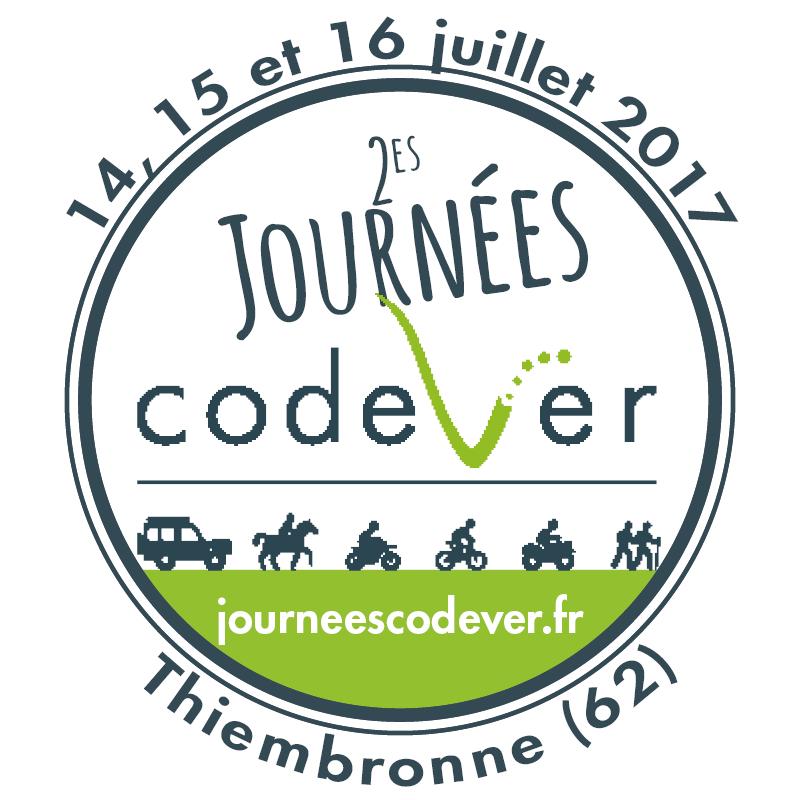 logo Journées Codever 2017